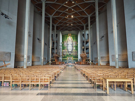 COVENTRY  CATHEDRAL RESIDENCY