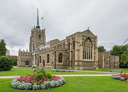 CHELMSFORD  CATHEDRAL RESIDENCY