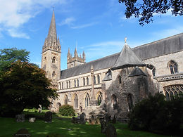 LLANDAFF  CATHEDRAL RESIDENCY