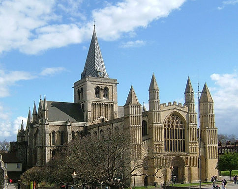 ROCHESTER  CATHEDRAL EVENSONG