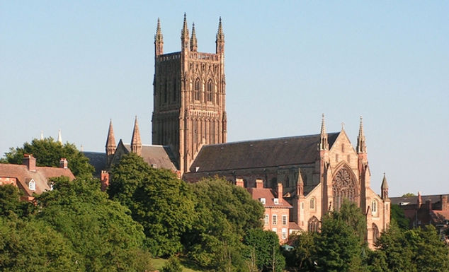 WORCESTER  CATHEDRAL RESIDENCY