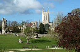 ST EDMUNDSBURY  CATHEDRAL EVENSONG