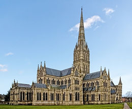 SALISBURY  CATHEDRAL RESIDENCY
