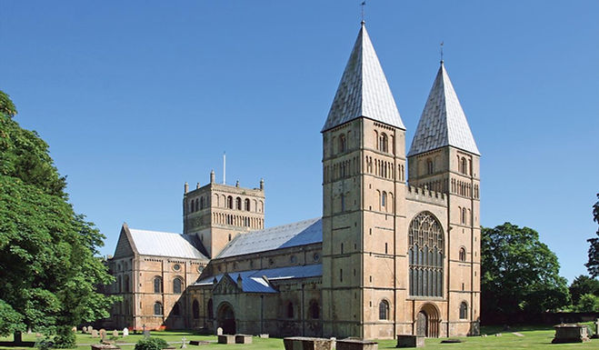 SOUTHWELL MINSTER CHORAL EVENSONG