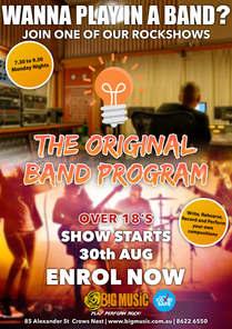 The Original Band Program