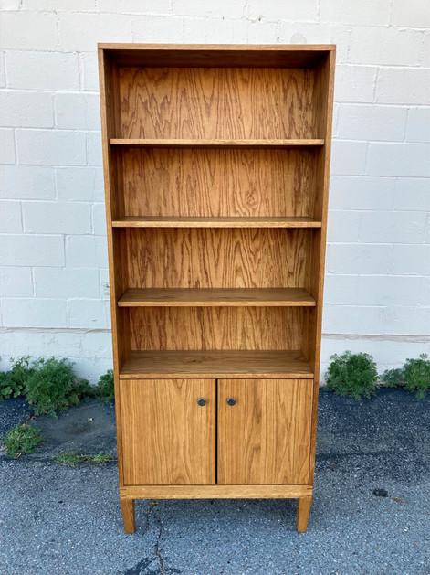 Reclaimed Oak Bookcase