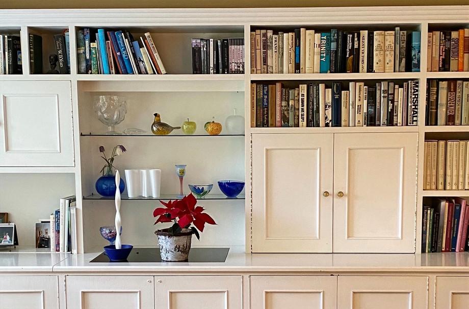Greenbrae Cabinet Retrofit - Before