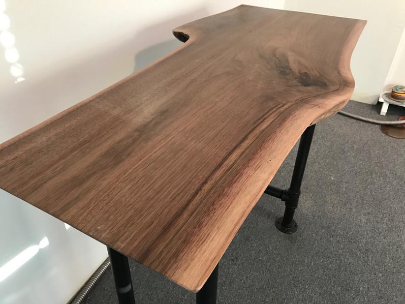 Live Edge Oak Table