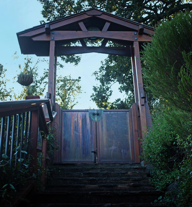 Redwood and Copper Gate