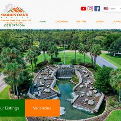 Marion Oaks Realty Website