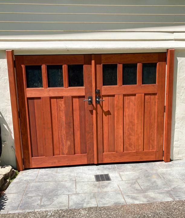 Redwood Garage Doors