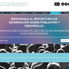Ingrid Hernández-Ardieta Boix. Consultora Independiente