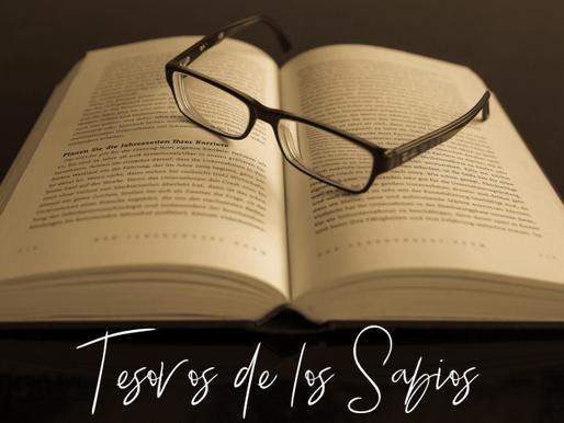 Tesoros de los Sabios: No Cabe en el Sabio La Pereza