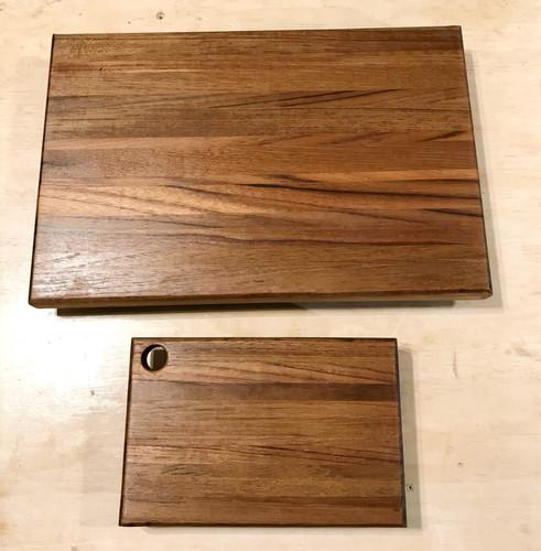 Reclaimed Teak Cutting Boards