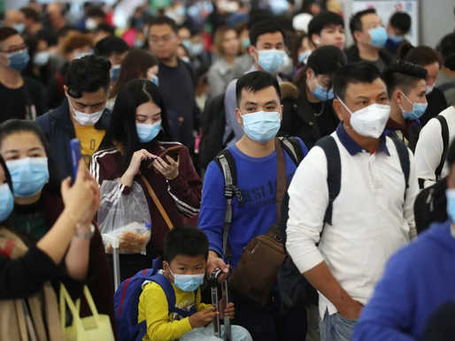 Wuhan Coronavirus takes over Chinese New Year - A Perspective from Hong Kong
