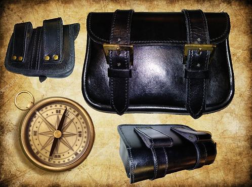 Warrior Bag Black