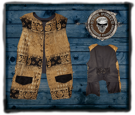 Captain Blackbeards Waistcoat
