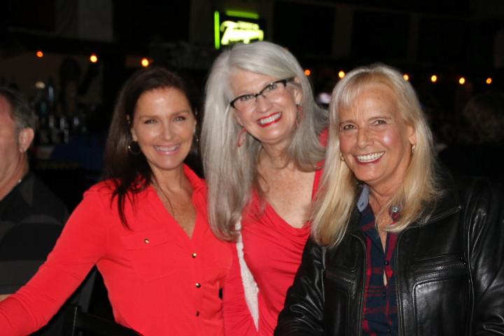 Wanda Morganstern, Debi Hett-Kinsey, Becky Lindsay Shaw.