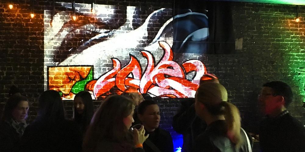 "Erni Vales' ""Love"" on display at Loupe's celebration"