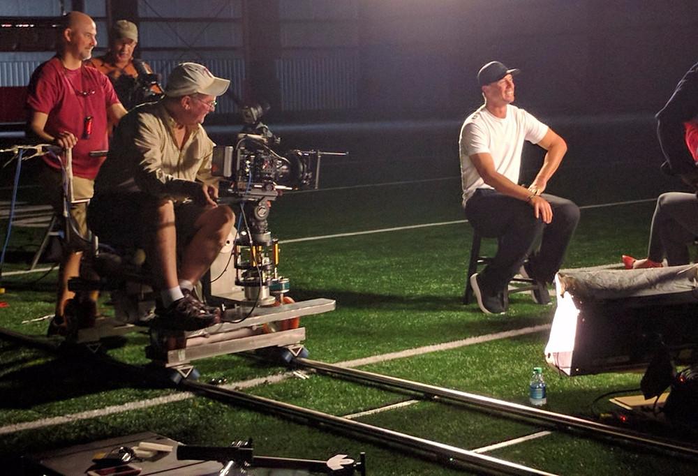 Pre-game Matt Ryan interview at Flowery Branch for Fox NFL Sunday