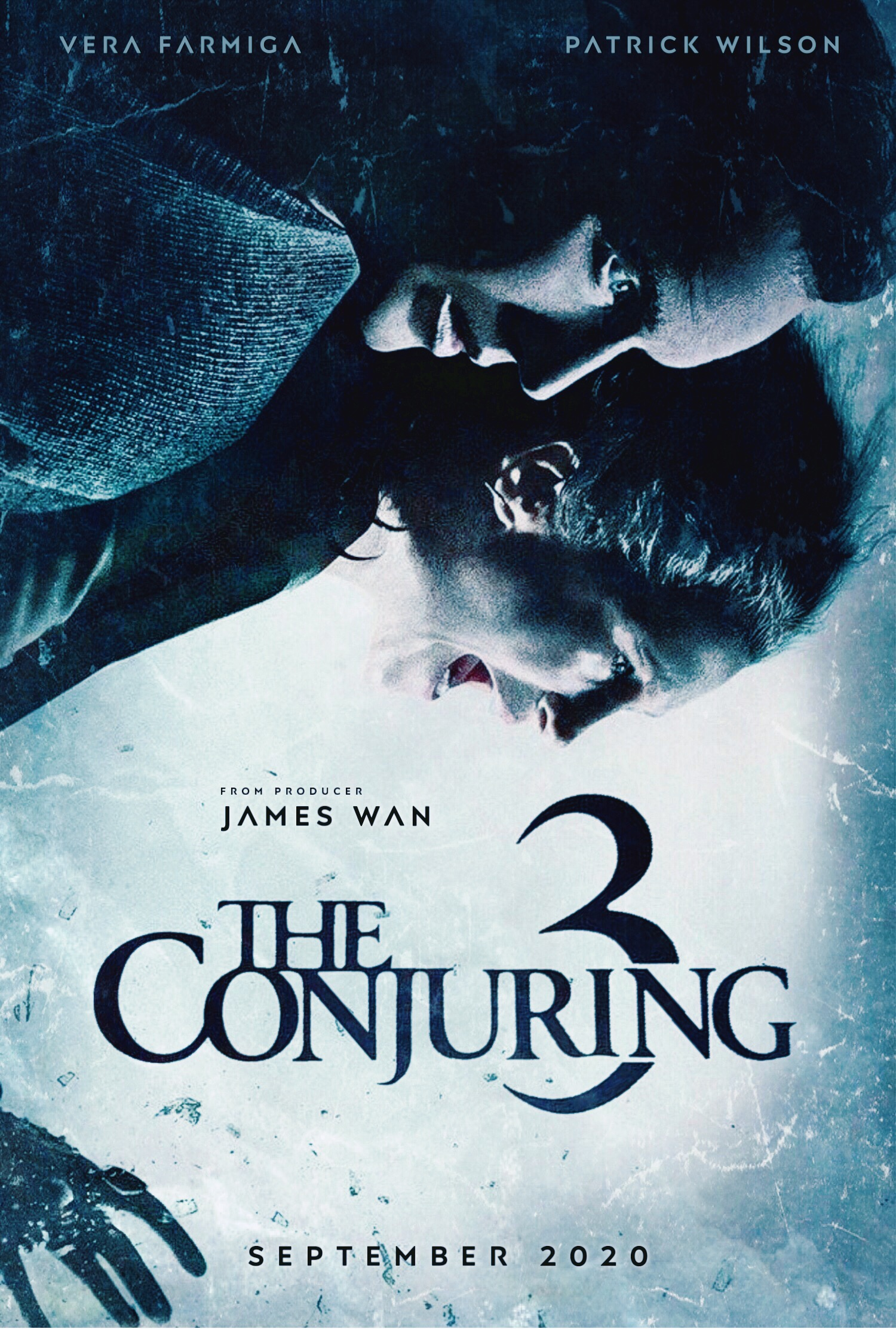 Production continues in Newnan for 'Conjuring 3'