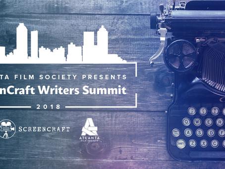 The 2018 ScreenCraft Writers Summit