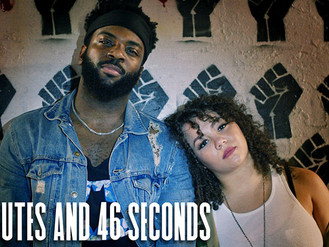 Terry J's  '8 Minutes and 46 Seconds' Brings Black Lives Matter Message to Oxford Virtual Film Fest