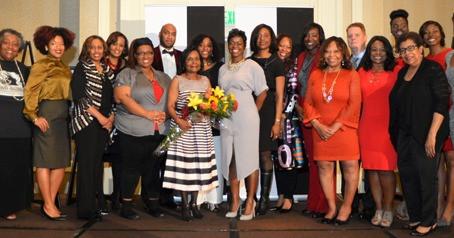 Black Women Film Summit's Untold Stories Awards Luncheon