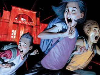 R.L. Stine Graphic Novel Series Set To Film In Atlanta