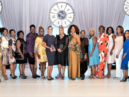 9th Annual Bronzelens Women Superstars Luncheon Honorees and Host Committee