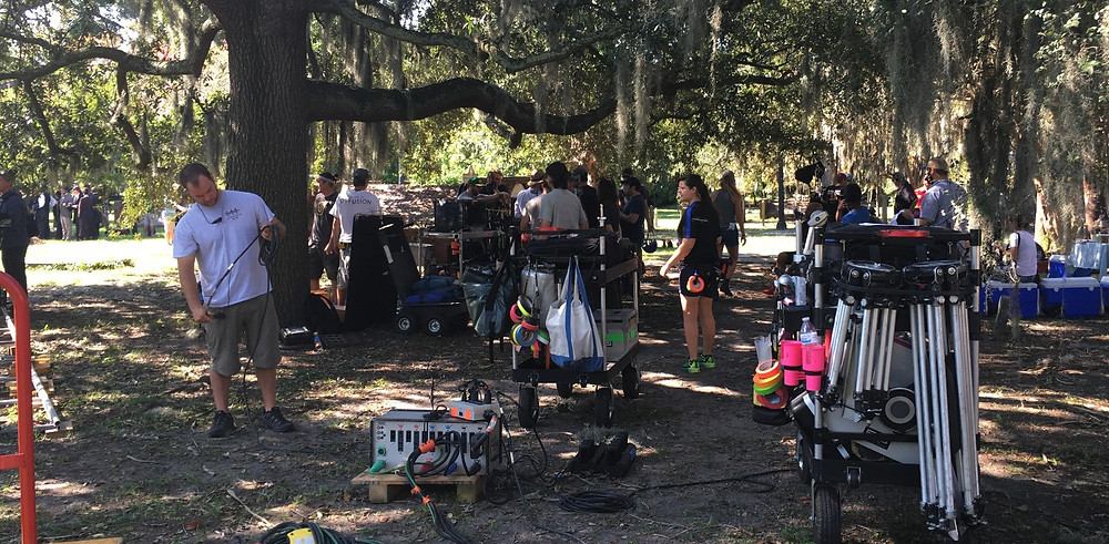 Underground Season 2 - Photo Courtesy of Savannah Area Film Office