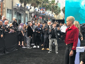 Georgia Actresses Attend Hollywood Premieres!