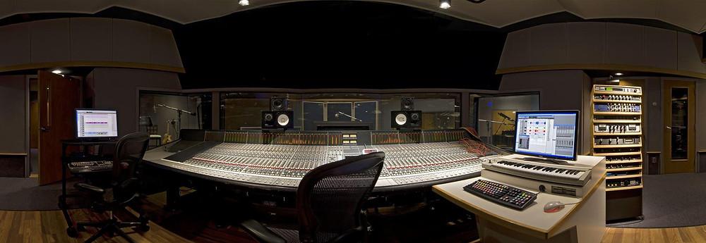 Inside Doppler Studios