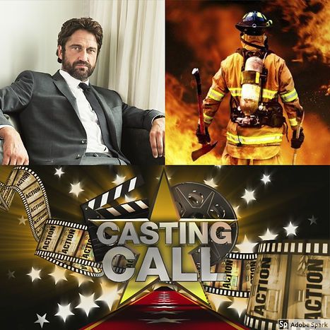 Gerard Butler's 'Greenland' is now casting firefighters in
