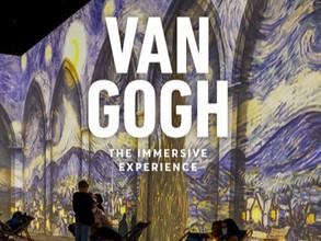 VAN GOGH: THE IMMERSIVE EXPERIENCE DEBUTING IN ATLANTA