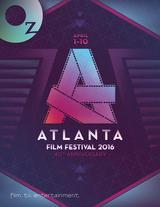 March/April 2016 - Atlanta Film Festival 40th Anniversary
