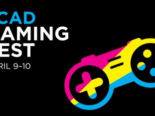 SCAD GamingFest Starts Now