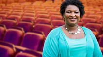 OZ EXCLUSIVE: Stacey Abrams speaks with Oz Magazine- Discourages the Hollywood boycott
