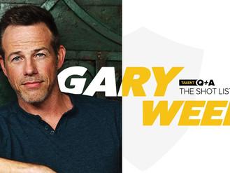 The Shot List: Gary Weeks