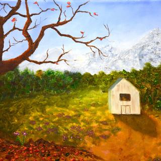 Four Seasons 11x14 (Oil on Canvas)
