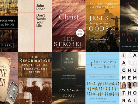Top 10 Book Recommendations of 2018