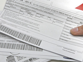 Falha no envio de boletos não exclui responsabilidade do devedor, diz juíza.