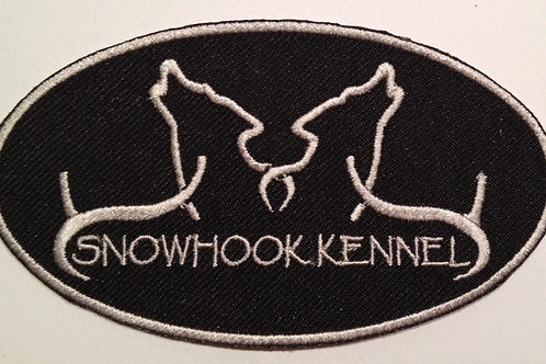 Snowhook Logo Patch