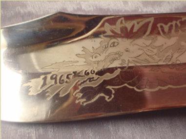 Richard Batson Custom Knife