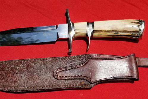 Cheatham Custom Sub Hilt Knife