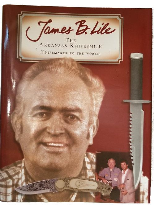 James (Jimmy) Lile Knife Book