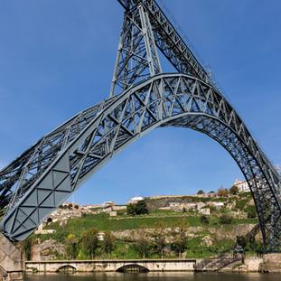 Pontes do Porto    Oporto Bridges