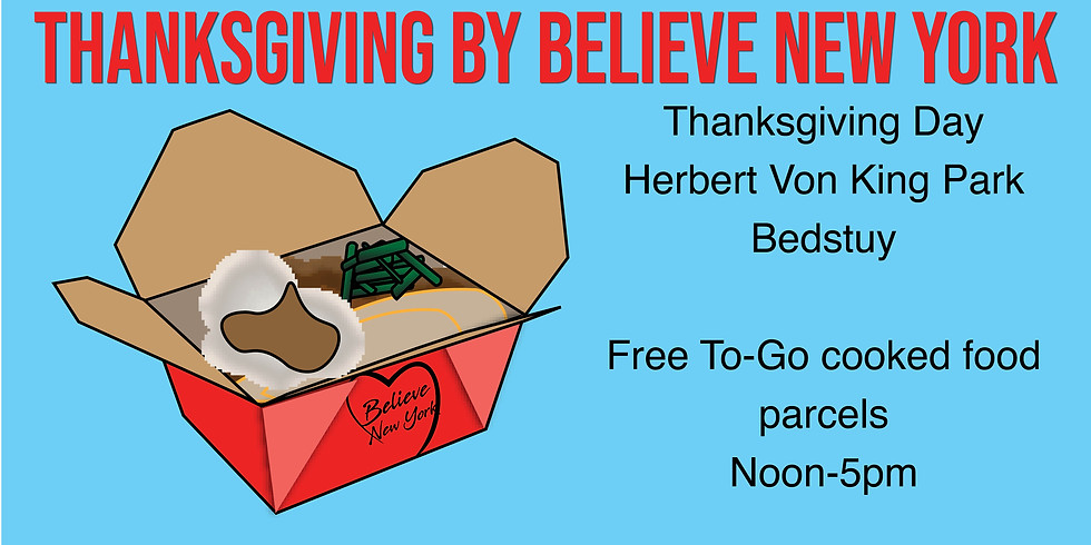 ThanksGiving Dinner by Herbert Von King Park