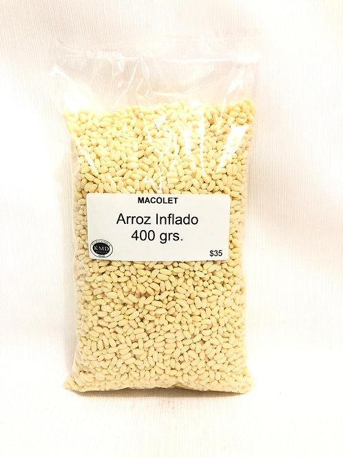 ARROZ INFLADO - MACOLET