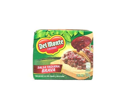 SALSA TAQUERA BRAVA - DEL MONTE